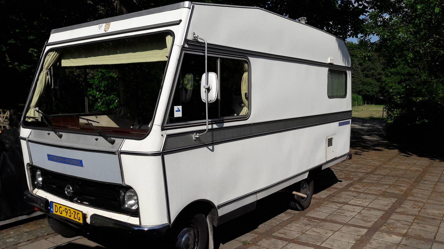 Uitzonderlijk Te koop: 4-persoons camper Hymer Mobile - Bedford - Bedford #ZR39