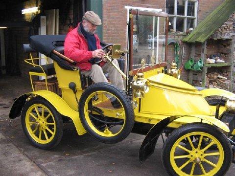 Vauxhall 1905 van Ries van Leeuwen