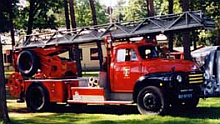 Bedford Club - type A Brandweer Ladderwagen