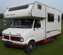 Bedford Club - Bedford CF Camper