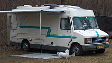 Bedford Club - type CF2 Camper