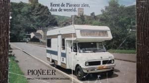 Bedford Pioneer Folder