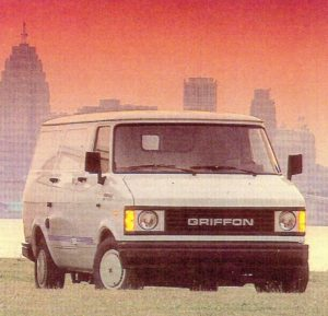 Griffon Electric Van by Bedford