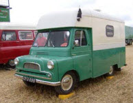 Bedford Club - type CA Camper