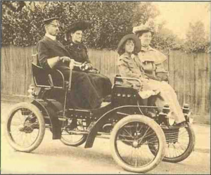 Geschiedenis van Bedford - Vauxhall 1903