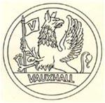 Geschiedenis van Bedford - Vauxhall Logo